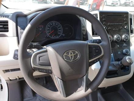 Toyota HiAce 2019 года за 22 800 000 тг. в Алматы – фото 9