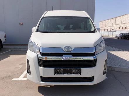 Toyota HiAce 2019 года за 22 800 000 тг. в Алматы – фото 4