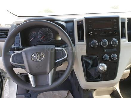 Toyota HiAce 2019 года за 22 800 000 тг. в Алматы – фото 11