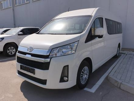 Toyota HiAce 2019 года за 22 800 000 тг. в Алматы – фото 2