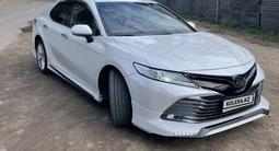 Toyota Camry 2020 года за 18 500 000 тг. в Павлодар – фото 2