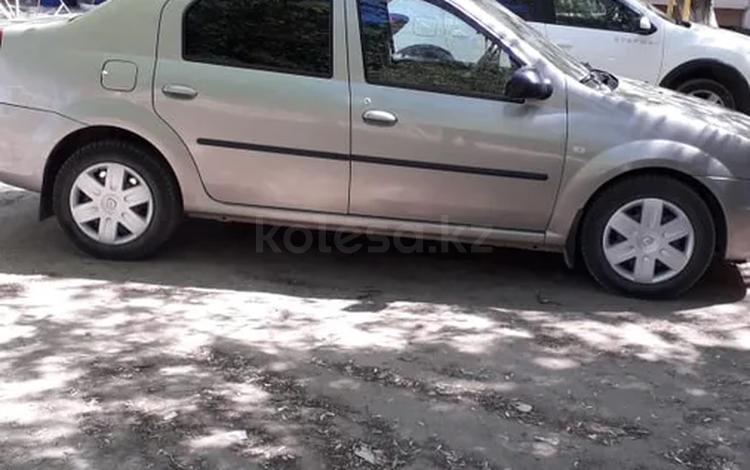 Renault Logan 2014 года за 2 800 000 тг. в Актобе