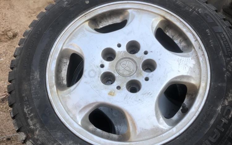 Диски с резиной от Toyota Camry xv 20-25 за 120 000 тг. в Шымкент