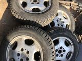 Диски с резиной от Toyota Camry xv 20-25 за 120 000 тг. в Шымкент – фото 2