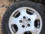 Диски с резиной от Toyota Camry xv 20-25 за 120 000 тг. в Шымкент – фото 3