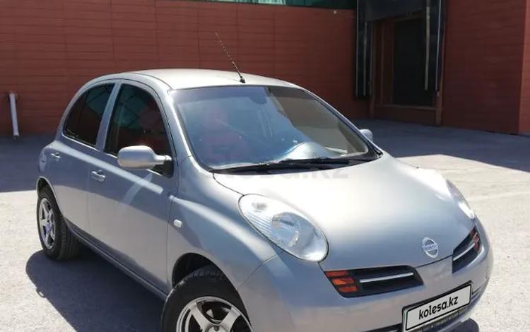 Nissan Micra 2003 года за 1 950 000 тг. в Караганда