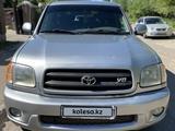 Toyota Sequoia 2002 года за 6 000 000 тг. в Нур-Султан (Астана) – фото 2