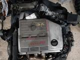 Двигатель 1MZ VVTI из Японии за 350 000 тг. в Актобе – фото 3