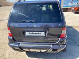 Mercedes-Benz ML 320 1999 года за 2 300 000 тг. в Павлодар – фото 4