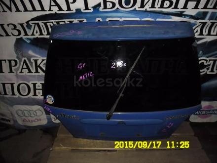 Дверь багажника на DAEWOO MATIZ GF за 23 000 тг. в Караганда