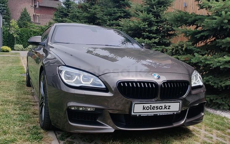 BMW 640 2012 года за 18 000 000 тг. в Алматы
