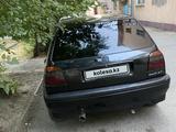 Volkswagen Golf 1994 года за 1 500 000 тг. в Тараз – фото 5