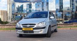 Hyundai Getz 2008 года за 2 200 000 тг. в Алматы – фото 4