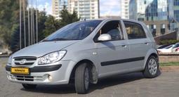 Hyundai Getz 2008 года за 2 200 000 тг. в Алматы – фото 2
