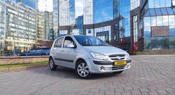 Hyundai Getz 2008 года за 2 200 000 тг. в Алматы