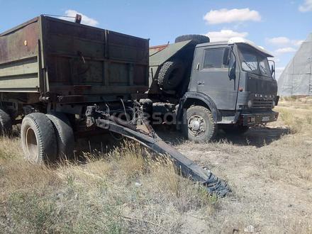 КамАЗ  5511 1989 года за 2 500 000 тг. в Жезказган – фото 2
