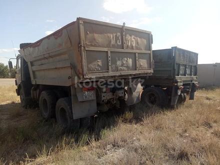 КамАЗ  5511 1989 года за 2 500 000 тг. в Жезказган – фото 3