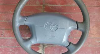 Руль с airbag Toyota ipsum за 10 000 тг. в Усть-Каменогорск