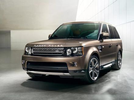 Стекло на фары передние Range Rover Sport (2009 — 2013… за 39 500 тг. в Алматы – фото 3