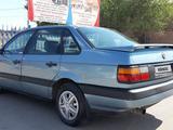 Volkswagen Passat 1990 года за 1 200 000 тг. в Сатпаев – фото 4