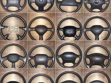 Руль на Toyota RAV-4 с Airbag за 10 000 тг. в Алматы – фото 6
