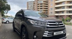 Toyota Highlander 2018 года за 22 500 000 тг. в Алматы