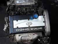 Контрактный двигатель g4cn 8кл 16кл на хюндай соната за 199 000 тг. в Нур-Султан (Астана)