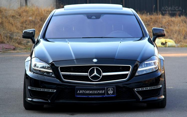 Mercedes-Benz CLS 63 AMG 2014 года за 21 200 000 тг. в Алматы