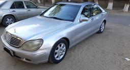 Mercedes-Benz S 320 1998 года за 3 000 000 тг. в Алматы – фото 2