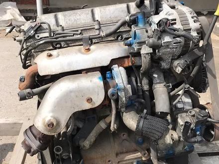 Двигатель дизель на KIA sorento за 450 000 тг. в Алматы – фото 2