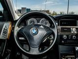 BMW 545 2004 года за 6 500 000 тг. в Нур-Султан (Астана) – фото 2
