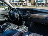 BMW 545 2004 года за 6 500 000 тг. в Нур-Султан (Астана) – фото 5