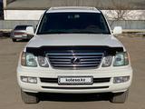 Lexus LX 470 2006 года за 11 500 000 тг. в Актобе – фото 2
