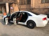 Audi A8 2011 года за 9 800 000 тг. в Алматы – фото 3