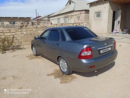 ВАЗ (Lada) 2170 (седан) 2007 года за 950 000 тг. в Актау – фото 4