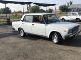 ВАЗ (Lada) 2107 1998 года за 480 000 тг. в Туркестан – фото 2