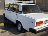ВАЗ (Lada) 2107 1998 года за 480 000 тг. в Туркестан – фото 3