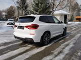 BMW X3 2018 года за 24 000 000 тг. в Алматы – фото 4