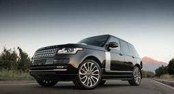 Land Rover Range Rover 2014 года за 24 500 000 тг. в Алматы – фото 3
