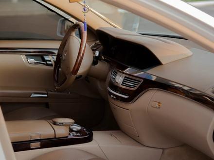 Mercedes-Benz S 550 2007 года за 5 900 000 тг. в Кызылорда – фото 9