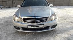 Mercedes-Benz C 200 2009 года за 5 500 000 тг. в Усть-Каменогорск