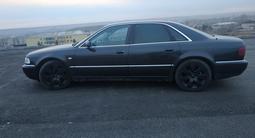 Audi A8 1999 года за 2 900 000 тг. в Кокшетау – фото 5