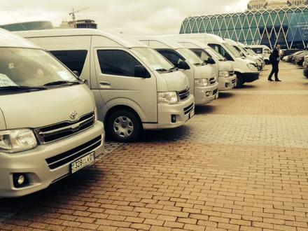 Перевозка пассажиров на комфортабельных микроавтобусах и автобусах в Шымкент – фото 15