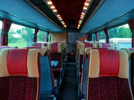 Перевозка пассажиров на комфортабельных микроавтобусах и автобусах в Шымкент – фото 2