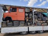 Мерседес D609 709 дупель кабина с Европы в Караганда