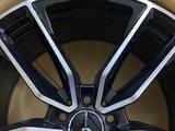 Mercedes GL, ML w166, w164, GLE Мерседес — Диски AMG r22, с резиной и без. за 550 000 тг. в Алматы – фото 2
