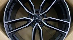 Mercedes GL, ML w166, w164, GLE Мерседес — Диски AMG r22, с резиной и без. за 550 000 тг. в Алматы