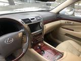 Lexus LS 460 2007 года за 8 000 000 тг. в Кордай – фото 4