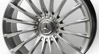 Диски Mercedes w222 r20 5x112 за 320 000 тг. в Алматы