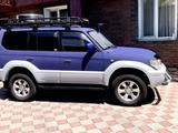 Toyota Land Cruiser Prado 1997 года за 5 300 000 тг. в Талдыкорган – фото 3
